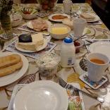 Lokalproducerad ekologisk middag